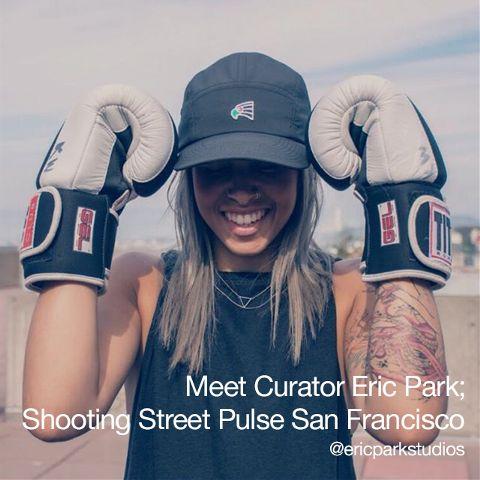 guest art curator Eric Park (@ericparkstudios)