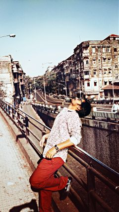 me mumbai bridge pose relax