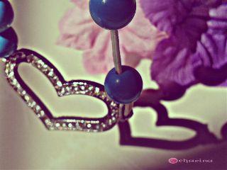 love heart shadow