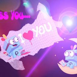 love emotions cute messagebox message