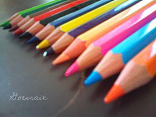 colorful pencilart colorsplash pencil