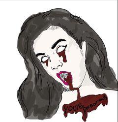 art girl drawing mydrawing artwork