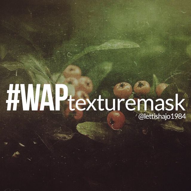 texture mask art project