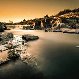 emotions nature silk river sicily
