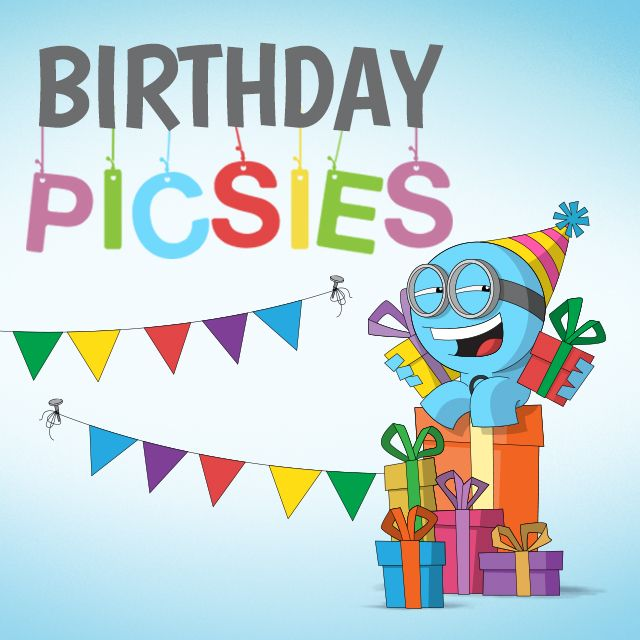birthday picsies