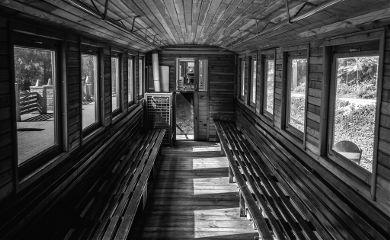 photography blackandwhite black symmetry travel