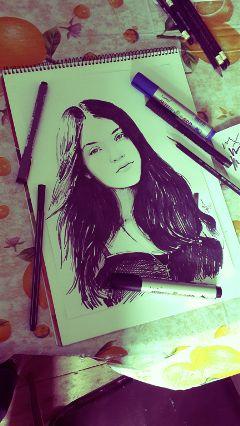 art drawing pencilart people portrait
