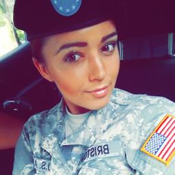 americansoldier militarywomen weretherealbaddies usa lovemycountry