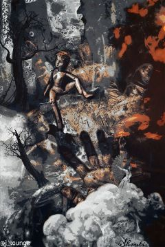 fantasy artistic art editing textures