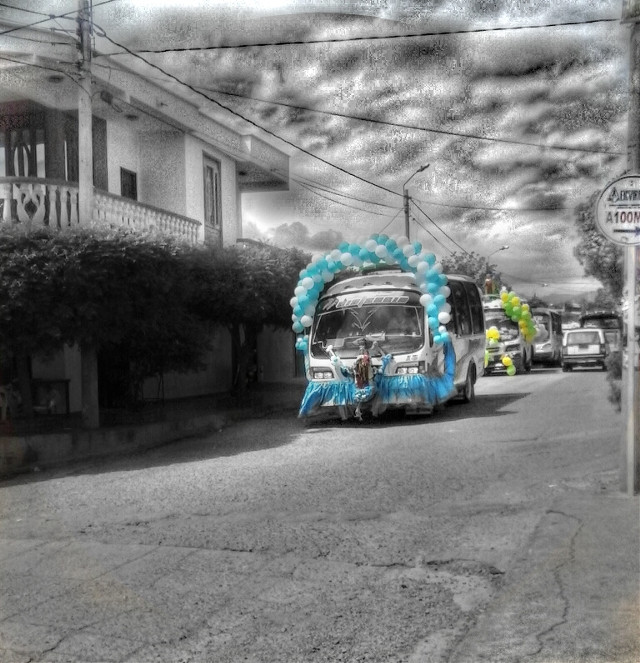 #Photography #Blackandwithe #ColorSplash... Day the of virgin carmen ll part
