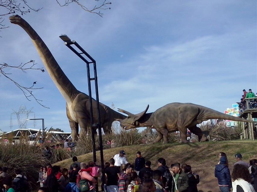 #Tecnopolis #dinosaurios #day
