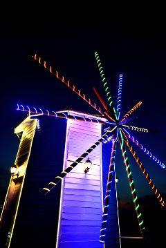 windmill lights