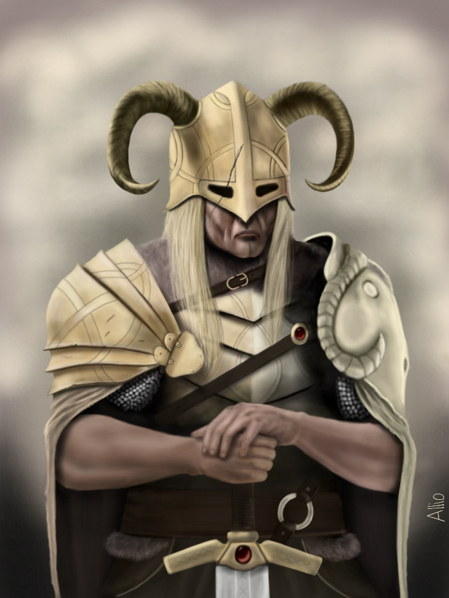 #DChorns 'viking' drawn by me in PicsArt , reference used, no effects 8th place :173 votes, thank you very much :)  Step by step http://picsart.com/i/177557110000202  #drawing #viking #horns #art  #people  #sword