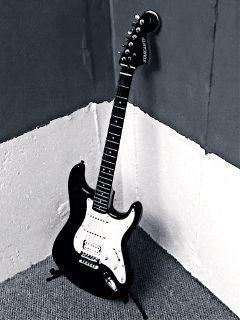 guitar electricguitar music blackandwhite edit