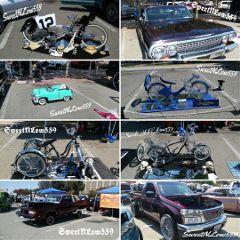 latepost carshow cars loweriders bikes
