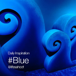 dailyinspirations blue colors
