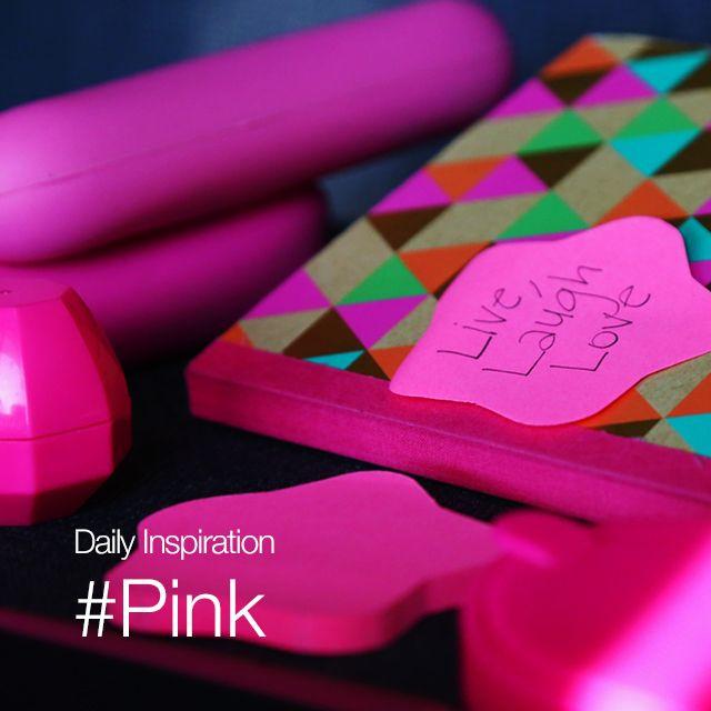 Saturday Inspiration #Pink