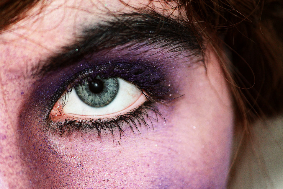 If the eyes are the windows to the soul, then what does that mean for you?  #colorful #photography