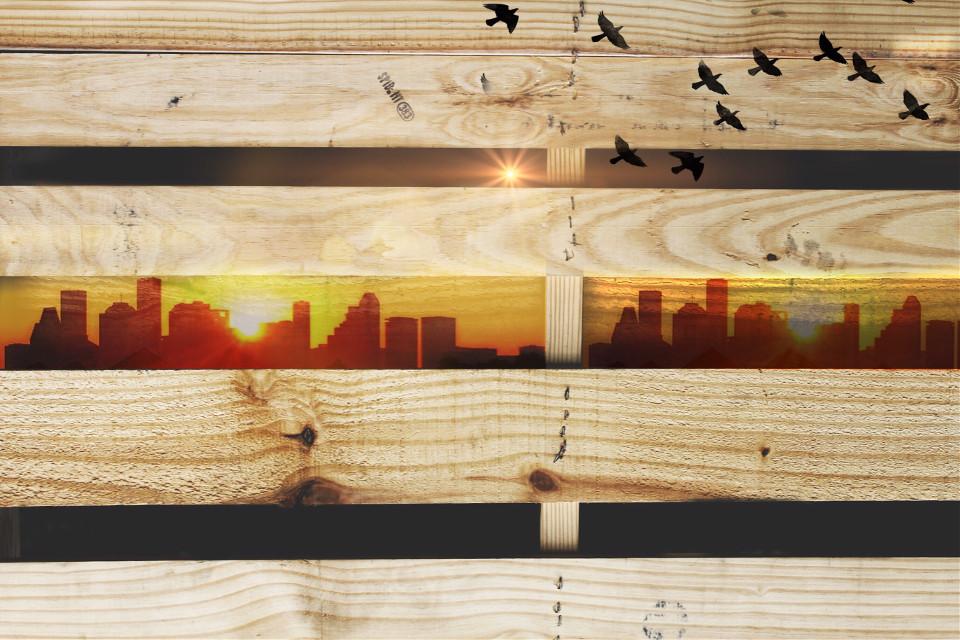 Cool wood pic by @jamie-w-cummings my edit