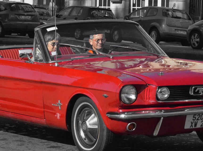 #car  #colorsplash  #red  #photography #captured