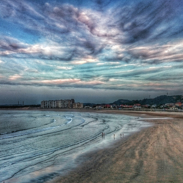 #asturias #freetoedit #hdr #nature #photography #beach