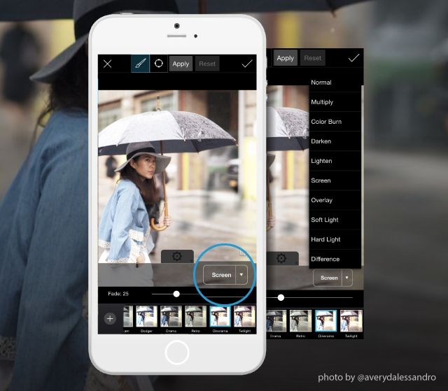 iOS update for PicsArt