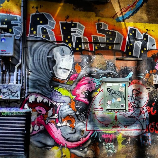 #graffiti #melbournegraffiti #streetstyle  #me #melbourne #streetart