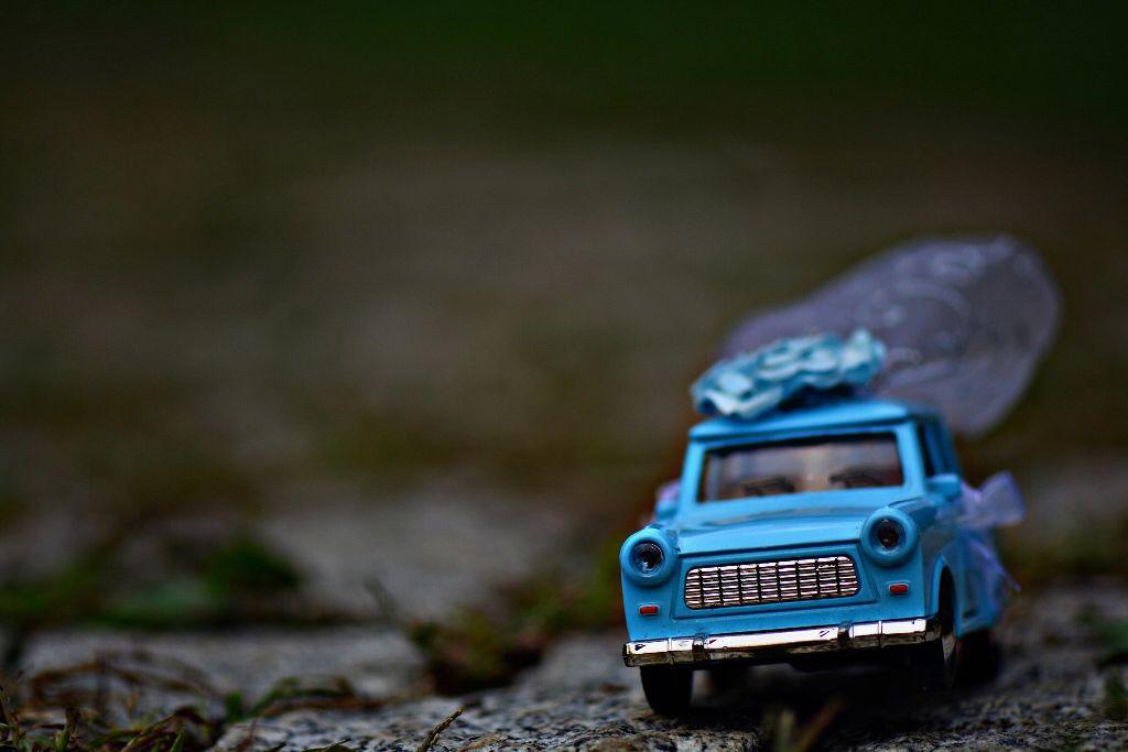 Car Toys Figure Bridialcar Blue Photography
